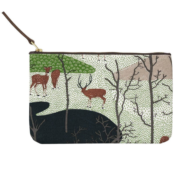 Spotted Deer Pouch