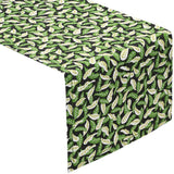 Shaken Leaves Table Runner