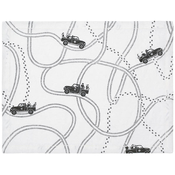 Tracks and Trails Placemats - Set of 2