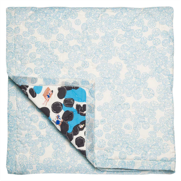 Rockpool Baby Quilt