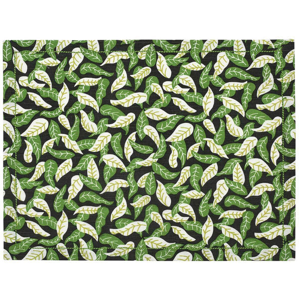 Shaken Leaves Placemats - Set of 2