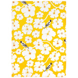 Yellow Weaver Tea Towel Set