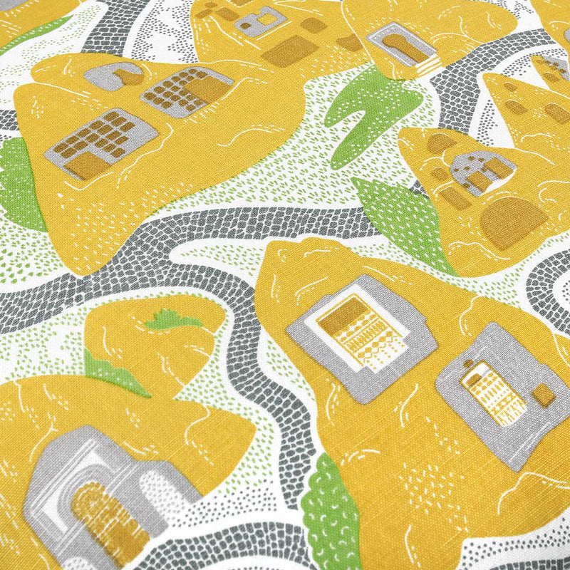 Cave House Fabric