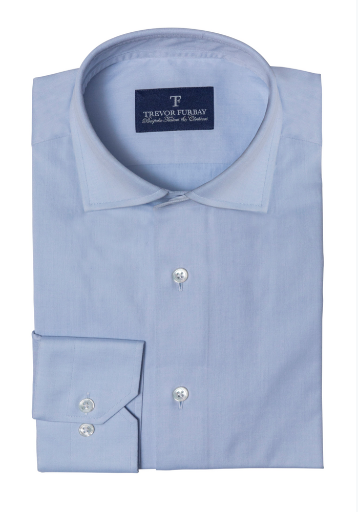 TFB RTW Dress Shirt - Blue