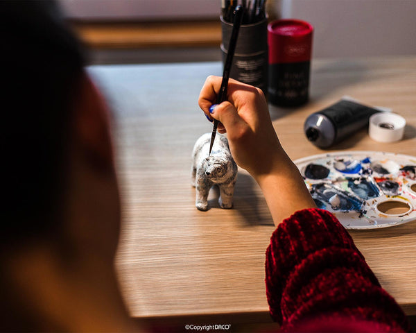 DACO Blog Arts & Crafts tips to lift your home's spirit