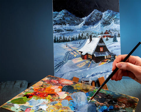 The-Most-Important-Color-Tip-for-Beginner-Artists-Color-Contrast