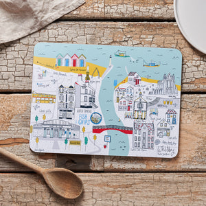 Load image into Gallery viewer, Whitby Melamine Placemat