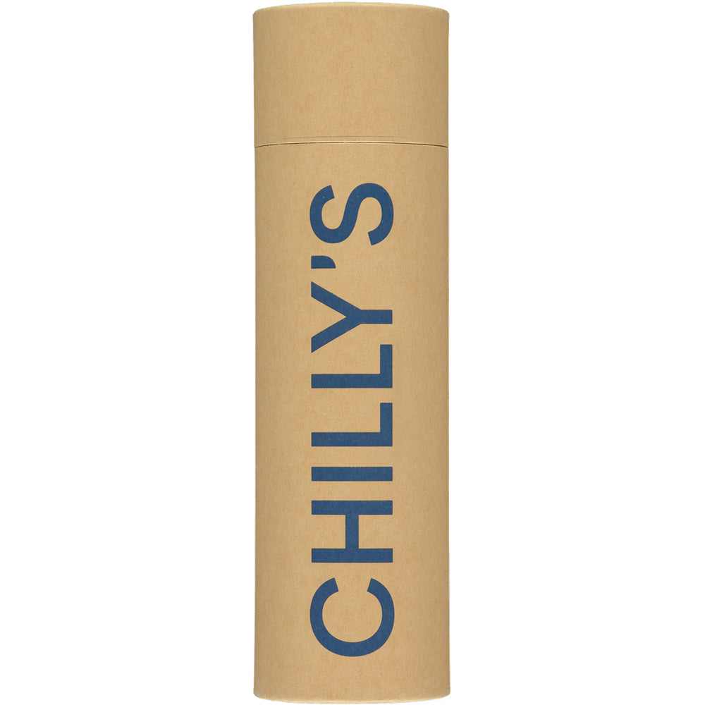 Load image into Gallery viewer, Chilly's Bottle Matte Blue 750ml