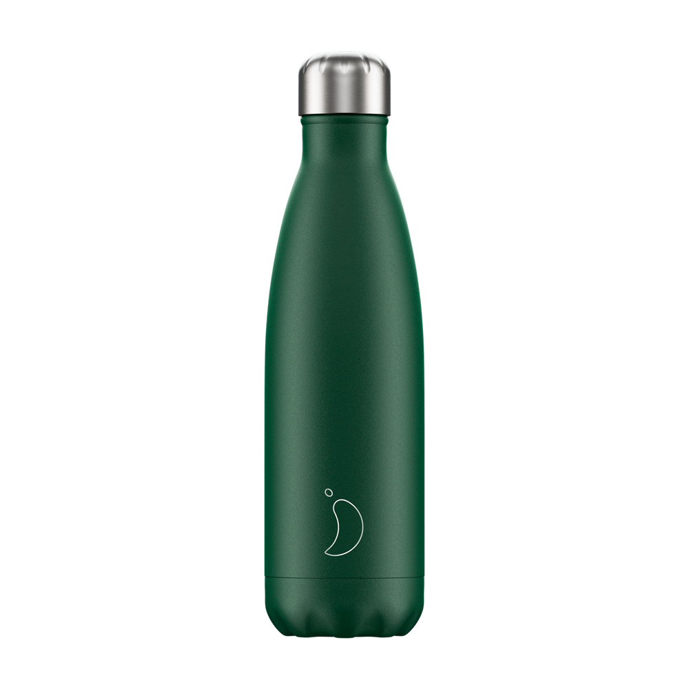 Chilly's Bottle Matte Green 500ml