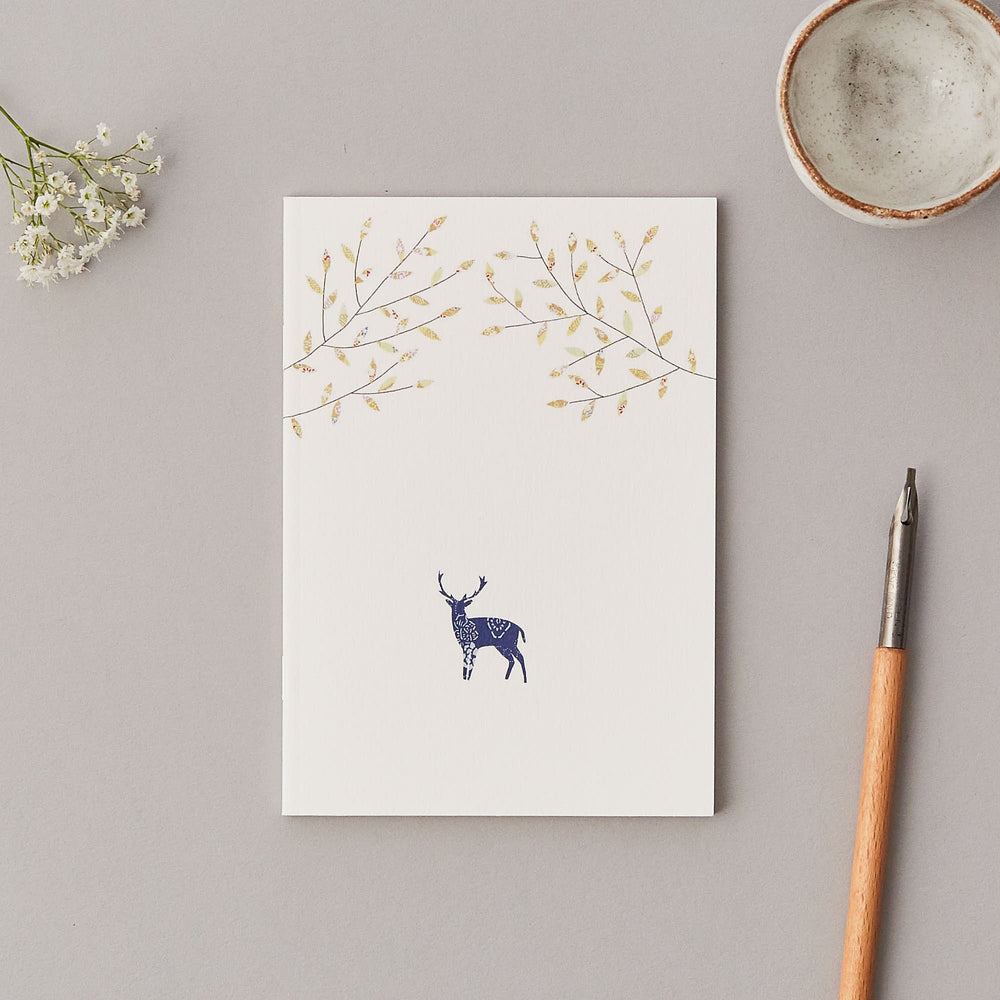 Stag Small Notebook