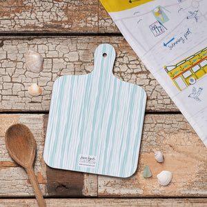 Load image into Gallery viewer, Whitby Map Chopping Board - Small