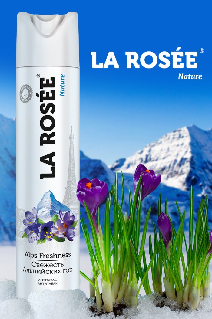 Airfreshener Alps Freshness, 300 ml
