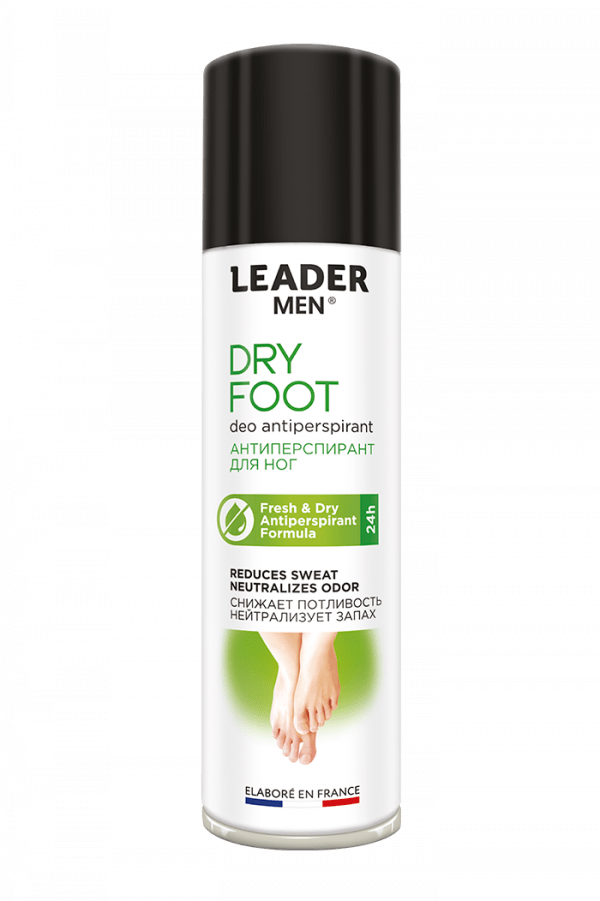 Foot Antiperspirant, 150 ml