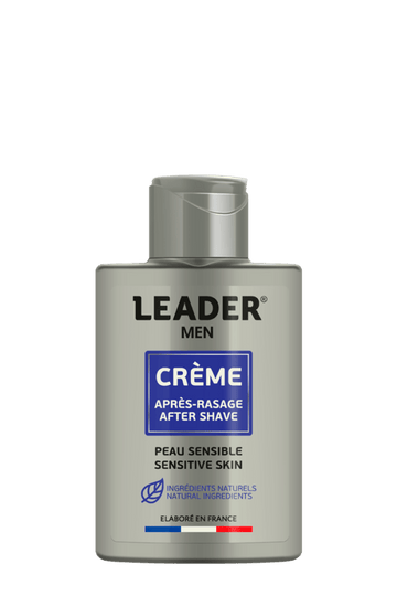 Leadermen Aftershave cream for sensitive skin