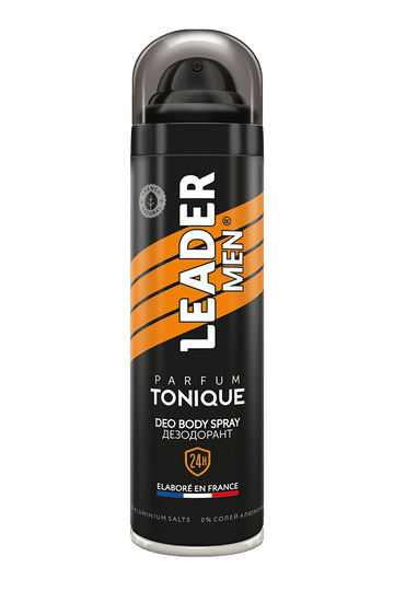 Men's Deodorant, Tonique, 150 ml