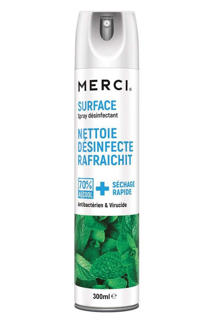 MERCI surface sanitizer spray 300ml