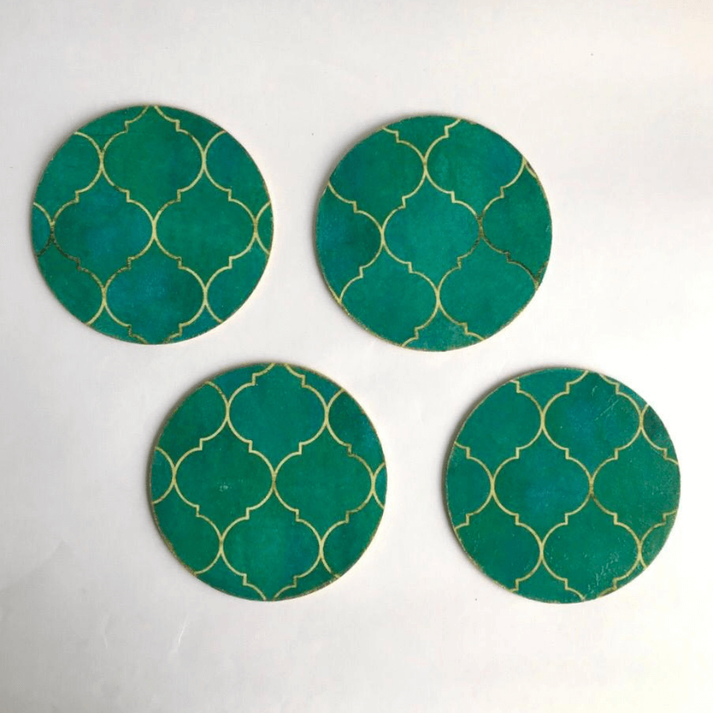 Ornate Coasters
