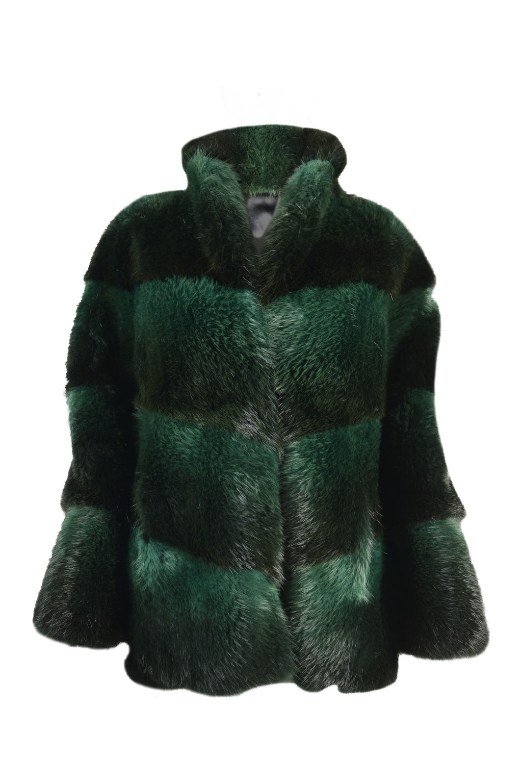 Beaver Jacket in Green