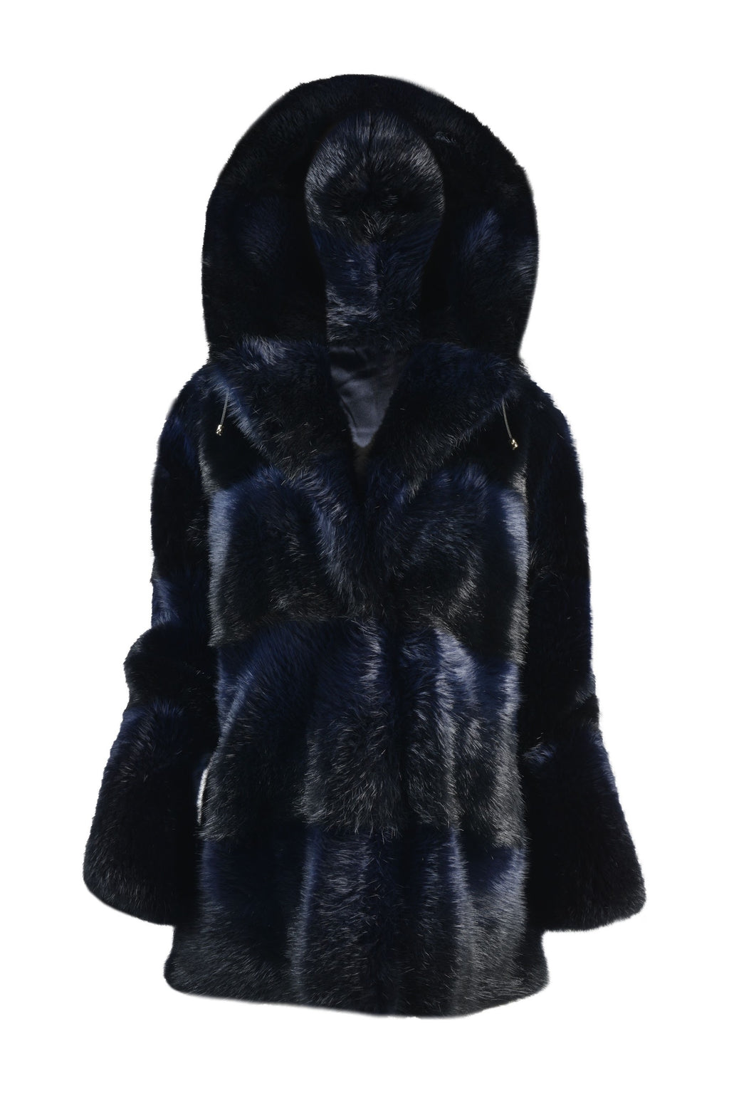 Canadian Beaver Parka in Navy