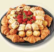 Pastries & Berries Platter