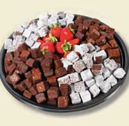 Brownie Bites Platter