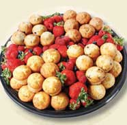 Mini Muffins & Berries Platter