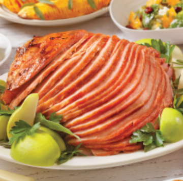 Ham Holiday Meal Box