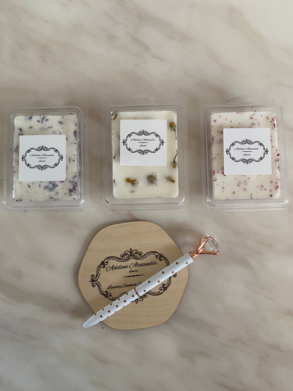 Wax Melt Botanical Gift Set