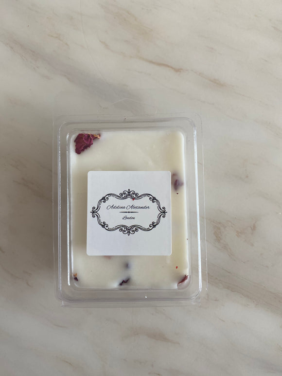 Wax Melts With Botanical Rose Petals