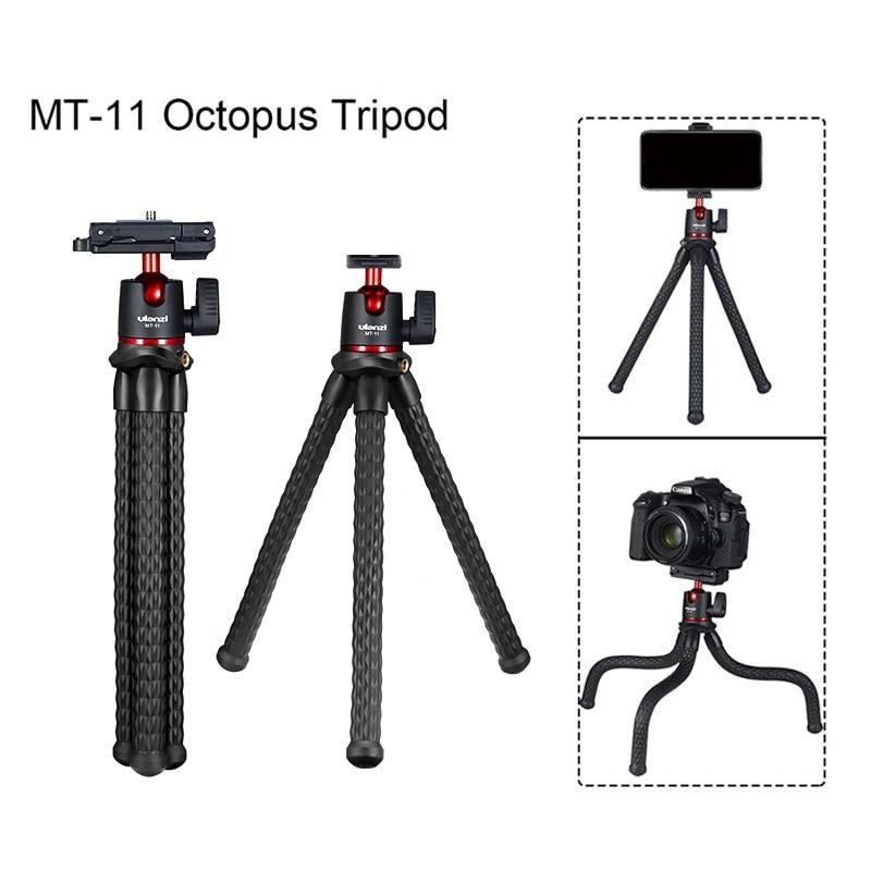 MT-11 Octopus Tripod for camera and phone