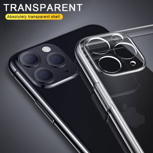 Clear iPhone Case w Lens Protector