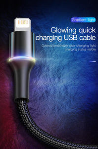 Quick Charge USB Cable For iPhone
