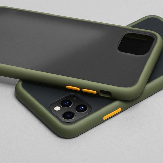 Luxury Matte Phone Cases