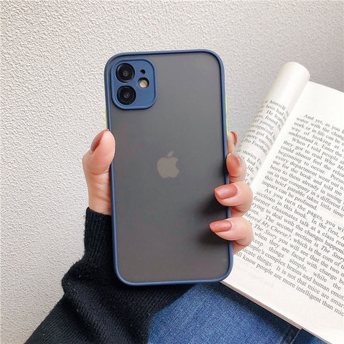 Luxury Matte Phone Cases T2