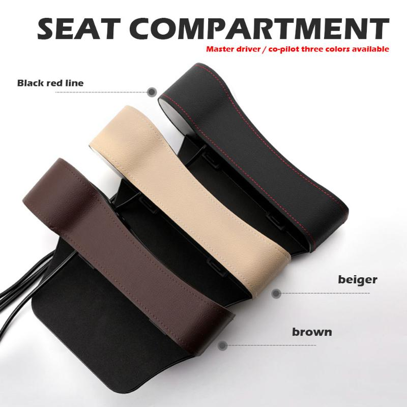 Seatroomᵀᴹ Car Seat Organizer With Dual USB Charging Ports