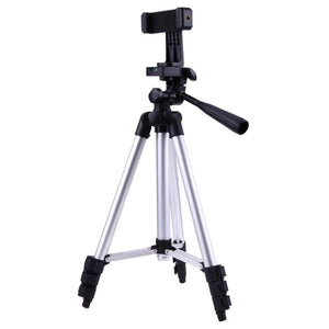 Portable Digital Camera and Phone Tripod Stand