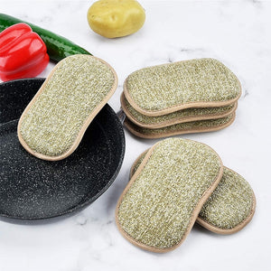 10pcs Magic Sponge Set