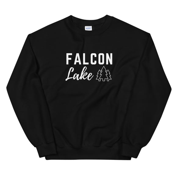 Falcon Lake Unisex Sweatshirt