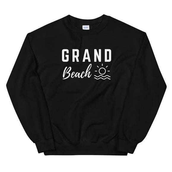 Grand Beach Unisex Sweatshirt