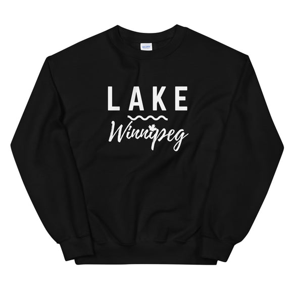 Lake Winnipeg Unisex Sweatshirt