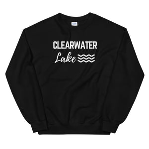 Clearwater Lake Unisex Sweatshirt