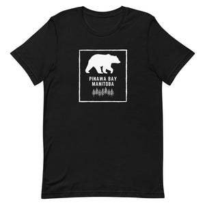 Pinawa Bay Short-Sleeve Unisex T-Shirt