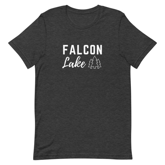 Falcon Lake Short-Sleeve Unisex T-Shirt