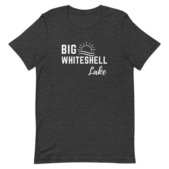 Big Whiteshell Lake Short-Sleeve Unisex T-Shirt