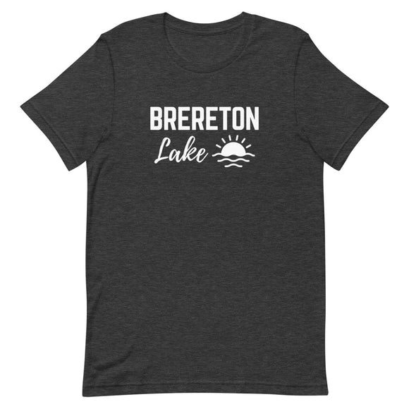 Brereton Lake Short-Sleeve Unisex T-Shirt