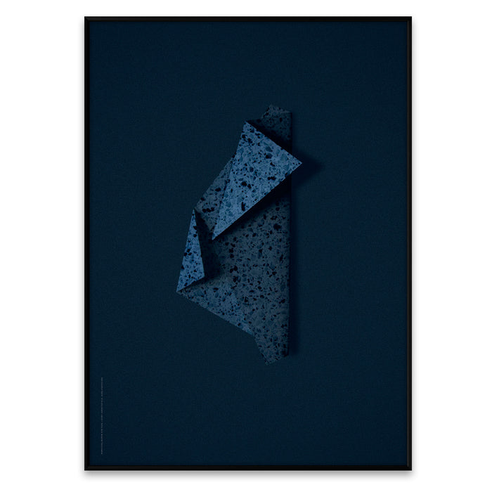 Paper Collective Poster, Terrazzo Paper 04