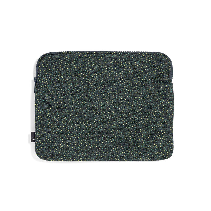 HAY Zip Purse, Tablet Cover - Grønn