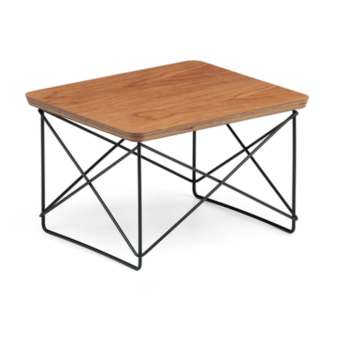 Vitra Occasional Table LTR, American Cherry/Sort