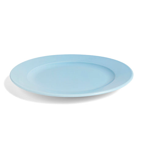 HAY Rainbow Plate M, light blue