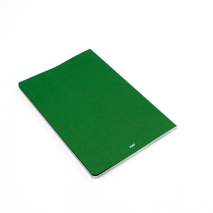 HAY Notebook, green